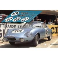 Rene Bonnet Djet - Le Mans 1962 nº46