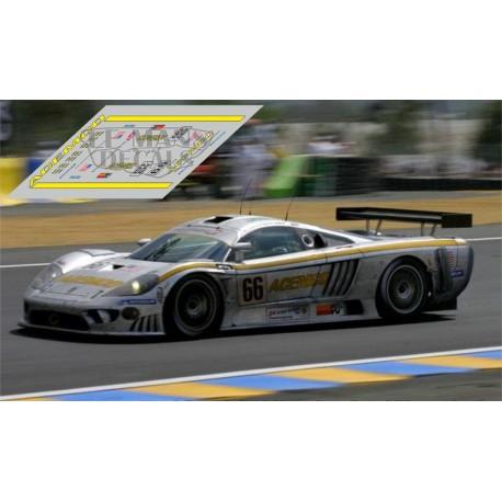 Saleen S7R - Le Mans 2006 nº66