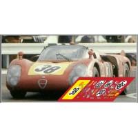 Alfa Romeo 33/2 - Le Mans 1968 nº38