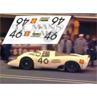 Porsche 917k - Le Mans Test 1969 nº46