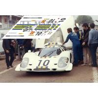 Porsche 917 LH - Le Mans 1969 nº10