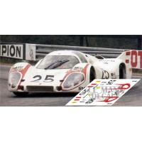 Porsche 917 LH - Le Mans 1970 nº25