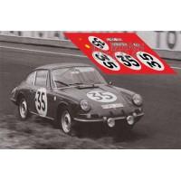 Porsche 911S - Le Mans 1966 nº 35