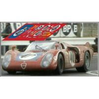 Alfa Romeo 33/2 - Le Mans 1968 nº40