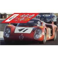 Alfa Romeo 33/2 - Le Mans 1968 nº41