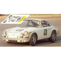 Porsche 911S - Le Mans 1969 nº 40