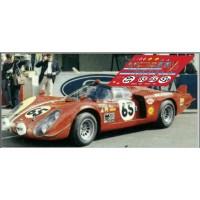 Alfa Romeo 33/2 - Le Mans 1968 nº65