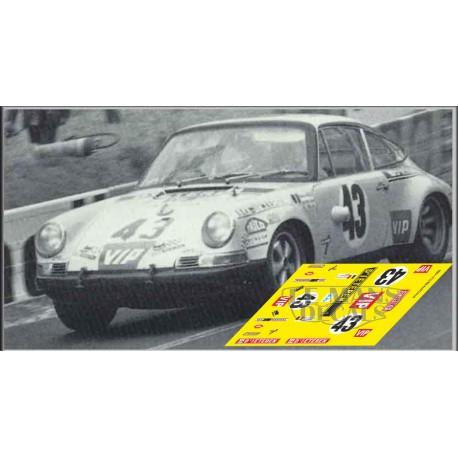 Porsche 911S - Le Mans 1970 nº 43