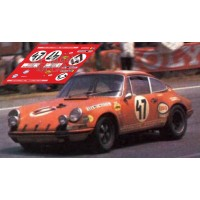 Porsche 911S - Le Mans 1970 nº 47