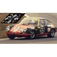 Porsche 911S - Le Mans 1970 nº 59
