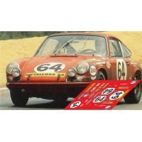 Porsche 911S - Le Mans 1970 nº 62