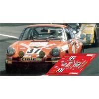 Porsche 911S - Le Mans 1971 nº 37