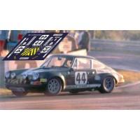 Porsche 911S - Le Mans 1971 nº 44