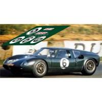 Lola MkIV - Le Mans 1963 nº 6