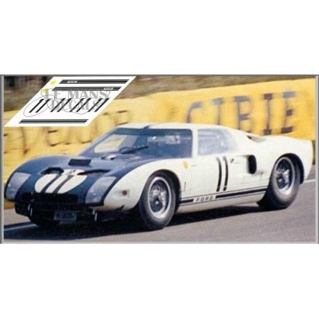 Ford GT40 - Le Mans 1964 nº 11