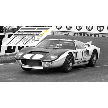 Ford MkII - Le Mans 1965 nº 1