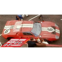 Ford GT40 - Le Mans 1965 nº 6