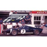 Ford GT40 - Le Mans 1965 nº 7