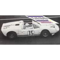 Ford GT40 Roadster - Le Mans 1965 nº 15
