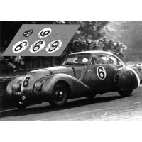 Bentley Embiricos - Le Mans 1949 6