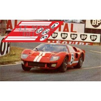 Ford MkII - Le Mans 1966 nº 3