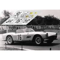 Ferrari 250 GT California LWB - Le Mans 1959 nº16