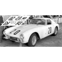 Ferrari 250 GT LWB - Le Mans 1959 nº18