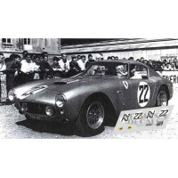 Ferrari 250 GT SWB - Le Mans 1960 nº22