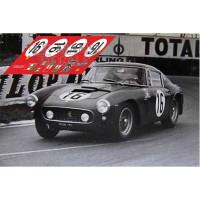 Ferrari 250 GT SWB - Le Mans 1961 nº16