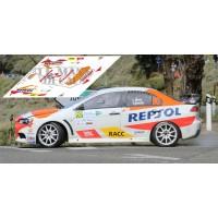 Mitsubishi EVO X - Rally El Corte Inglés 2016 nº60