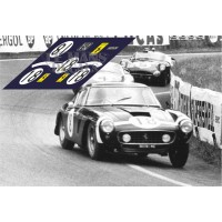 Ferrari 250 GT SWB - Le Mans 1961 nº18