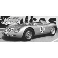 Porsche 718 RSK - Le Mans 1959 nº36