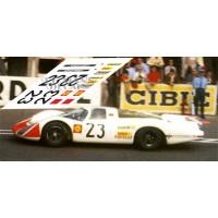 Porsche 908 Coupe - Le Mans 1969 nº23