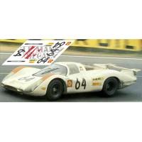 Porsche 908 Coupe - Le Mans 1969 nº64