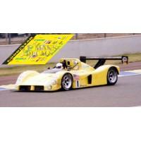 Ferrari 333 SP - Le Mans 1995 nº1