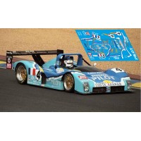 Ferrari 333 SP - Le Mans 1997 nº4