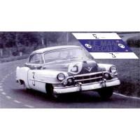 Cadillac Le Monstre - Le Mans 1950 nº2