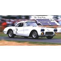Corvette C1 - Le Mans 1960 nº2