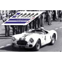 Cunningham C2 R - Le Mans 1951 nº4