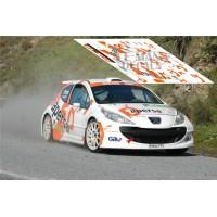Peugeot 207 S2000 - Rally Villajoyosa 2011 nº11