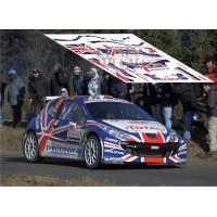 Peugeot 207 S2000 - Rallye Montecarlo 2011 nº10
