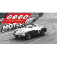 Ferrari 121LM - Le Mans 1955 nº3