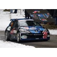Peugeot 207 S2000 - Rallye Montecarlo 2011 nº11