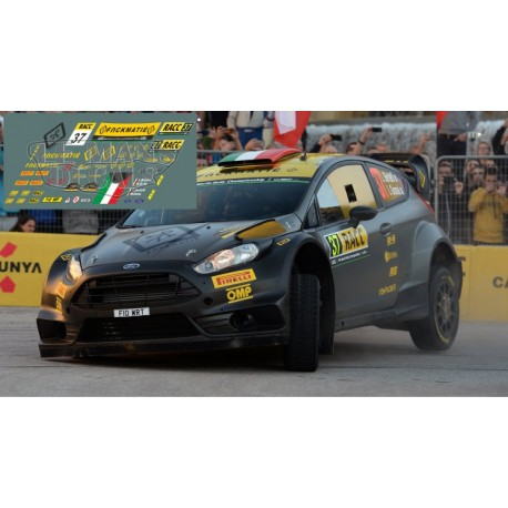Ford Fiesta WRC - Rallye Cataluña 2015 nº37