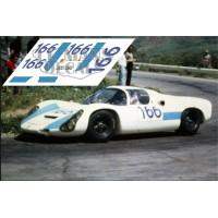 Porsche 910 - Targa Florio 1967 nº 166