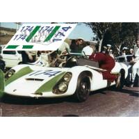 Porsche 910 - Targa Florio 1967 nº 174