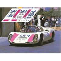 Porsche 910 - Targa Florio 1967 nº 184