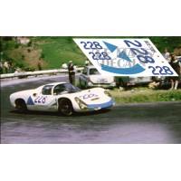 Porsche 910 - Targa Florio 1967 nº 228