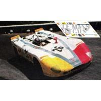 Porsche 908/02 - Targa Florio 1970 nº26
