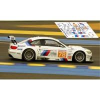BMW M3 E92 GT2 - Le Mans 2010 nº78